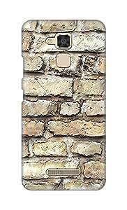 ZAPCASE Printed Back Cover for Asus Zenfone 3 Max (ZC520TL)
