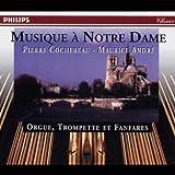 Musique Notre-Dame De Paris Pierre Cochereau