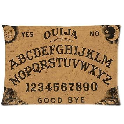 Funda de almohada personalizada Ouija