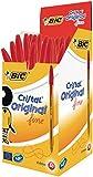 BiC Cristal Fine 0.8mm Red (Box 50)