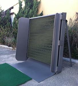 Swing Box Indoor Outdoor Golf Practice Net by Swing Box