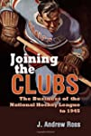 Joining the Clubs The Business of the...