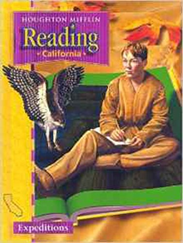 Houghton Mifflin Reading California: Student Anthology Grade 5 Expeditions 2003, HOUGHTON MIFFLIN