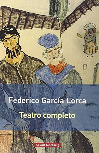 Teatro Completo García Lorca (Rústica)