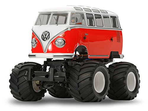 Volkswagen Type 2 Wheelie - Radio Control Car - 1:12 Scale 58512 - Tamiya (Tamiya 1 12 Scale compare prices)