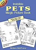 Invisible Pets Magic Picture Book (Dover Little Activity Books)