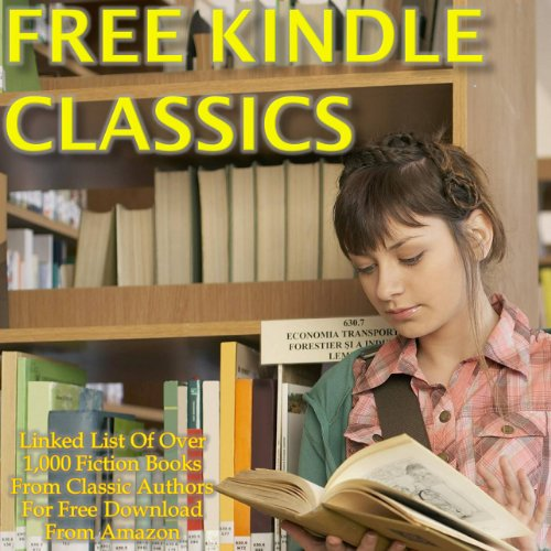 51%2BqiCcRqWL Free Kindle Classics: Linked List Of Over 1,000 Fiction Books From Classic Authors For Free Download From Amazon
