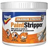 Polycell MSPS500 500ml Maximum Strength Paint Stripper