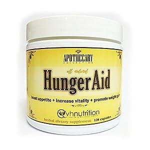 HungerAid Weight Gain Pills