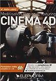 Atelier créatif Cinéma 4D. Formation vidéo complète en + de 6h. Modélisation, Rigging et Texturing. Boostez vos compétences 3D. Créez des scènes ultra-réalistes sur Cinema 4D R14 de Maxon. (Dvd-rom PC)