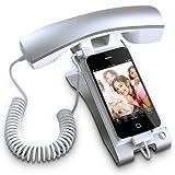 まさに電話スタイル!スマホでテレビ電話しよう!