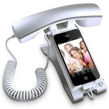 【SmartPhone用TV電話スタンド】 プロテック face to face スマートディスプレイスタンド PSDS-SV <37966>