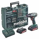Metabo BS 18 Set Mobile Werkstatt
