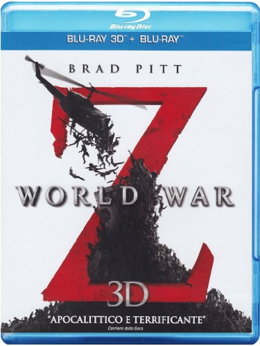 World war Z (2D+D3) [IT Import] [3D Blu-ray]