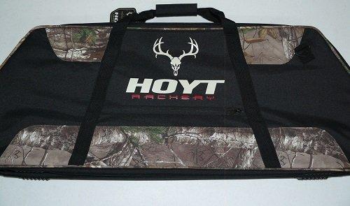 Hoyt Deluxe Skull Bow Case
