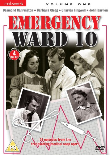 Emergency Ward 10 Vol.1 [DVD]