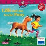 LESEMAUS, Band 133: Lilli und das freche Pony