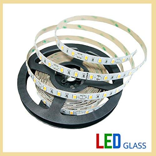 PREMIUM LED Band 1m warmweiß 5630 12V 18W/m 2100lm/m Leiste Streifen Hochwertig
