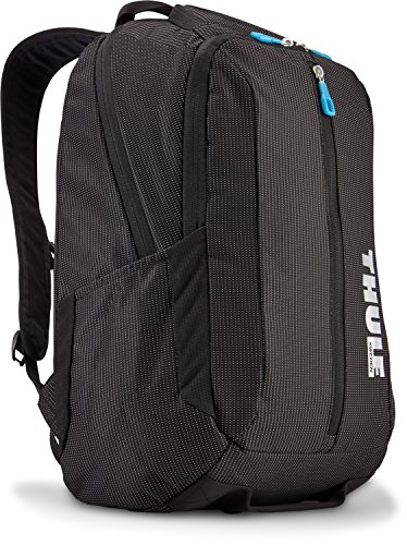 Thule Crossover TCBP-317 25L Backpack for 15-Inch MacBook Pro or PC (Black) (Backpack Thule Men compare prices)