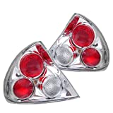 Spyder Auto Mitsubishi Lancer Chrome Altezza Tail Light