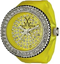 Toy Watch Womens Toy Ring Plasteramic Watch