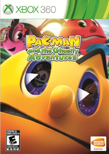 Pac-Man and the Ghostly Adventures - Xbox 360 (Cool Minecraft Stuff compare prices)