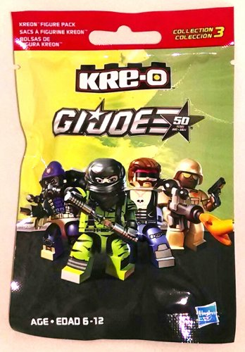 Kre-O GI Joe Kreon Series 3 Blind Pack Figure