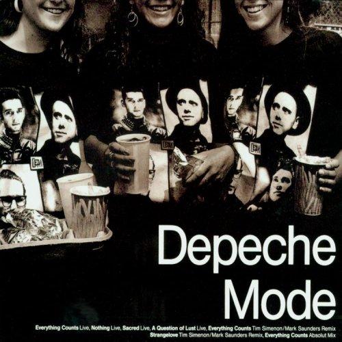 .com: Depeche Mode: Everything Counts - Live [Maxi Single]: Music