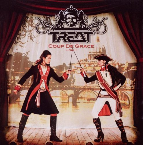 Treat - Coup De Grace (Jap. Ed.)-2010-MCA int Download