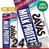 明治 SAVAS ザバス ミルク 200g×24本 ミルクプロテイン10g