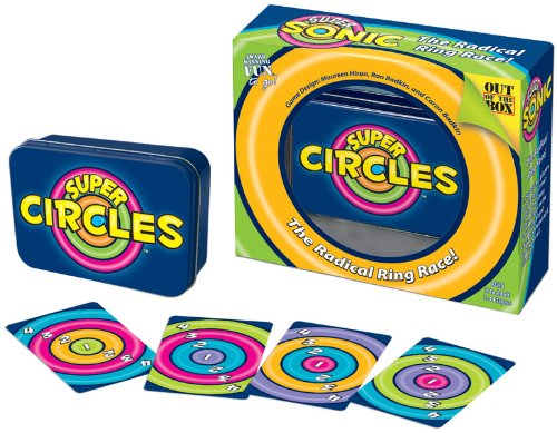 Out of the Box Publishing, Inc. Super Circles - The Radical Ring Race