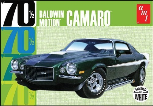 AMT855 AMT - 1970 Chevy Camaro Plastic Model Kit (Chevy Camaro Model Car compare prices)
