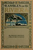 img - for Rambles on the Riviera by M. F. Mansfield book / textbook / text book
