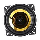 Auna-Goldblaster-Paar-10cm-4-Zoll-Auto-Lautsprecher-Boxen-Set-800-Watt-goldene-Membrane-100Hz-bis-20kHz-89dB