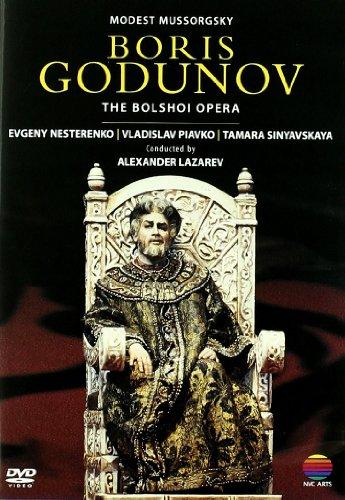 Boris Godunov (The Bolshoi Opera) – Mussorgsky – DVD