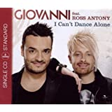 "I Can't Dance Alone (2track)von ""Giovanni feat. Ross..."""
