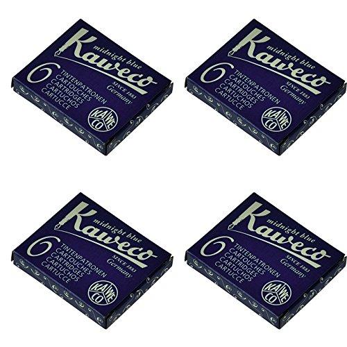 4x-kaweco-24-cartuchos-tinta-azul-negro-de-estilografica-ka-cart01-7015b-azulnegro