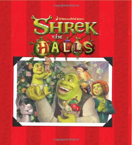 Cover of Shrek the Halls.
