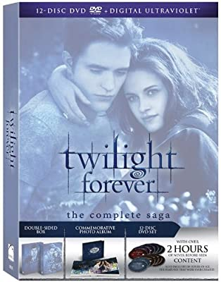 Twilight Forever: The Complete Saga Box Set [DVD + UltraViolet Digital Copy)