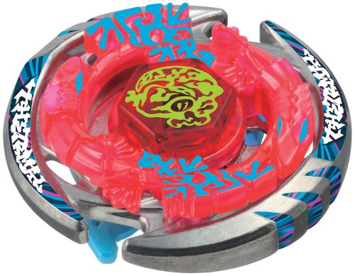 Takaratomy Beyblades Japanese BB74 Metal Masters Thermal Lacerta WA130HF Booster Top - 1