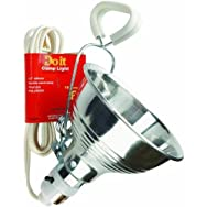 Woods Import Cords550160Do it Utility Clamp Light-40W 5.5