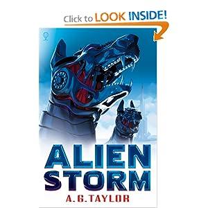 Alien Storm - A. G. Taylor