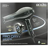 Andis Professional Pro Dry+ Tourmaline Ionic Ceramic Hair Blow Dryer 1875 Watts 82360