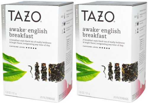 Tazo English Breakfast Tea
