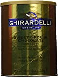 Ghirardelli Chocolate Sweet Ground Chocolate & Cocoa, 3 lb.