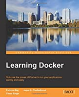Learning Docker Front Cover