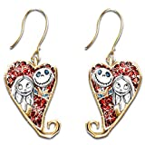 Tim Burton's The Nightmare Before Christmas Earrings