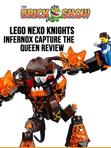 LEGO Nexo Knights Infernox Captures The Queen Review (70325)