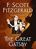 The Great Gatsby (Wheeler Softcover)