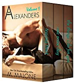The Alexanders Volume 1: Contemporary Romance Bundle (Teasing Trent, One More Day, The Things I Do for You) (The Alexanders Bundle)